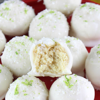 Margarita Cake Balls Recipe – A Delicious Summer Treat.