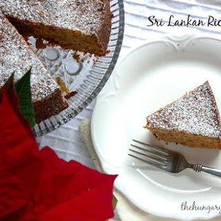 Sri Lankan Rich Cake