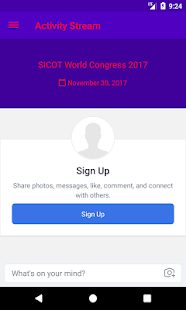 SICOT World Congress 2017 - náhled