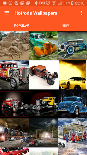 Hotrods Wallpapers from Flickr