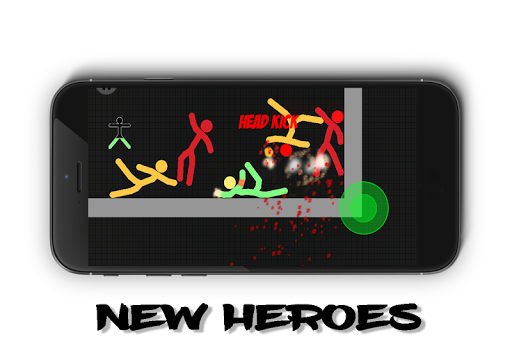 Stickman Warriors 2 Epic 2.2 screenshots 1