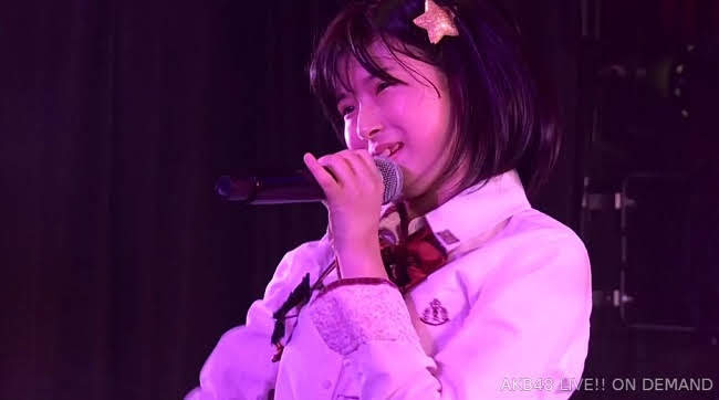 190511 (720p) AKB48 研究生「パジャマドライブ」公演 播磨七海 卒業公演