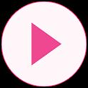 Poweramp G-Pink style icon