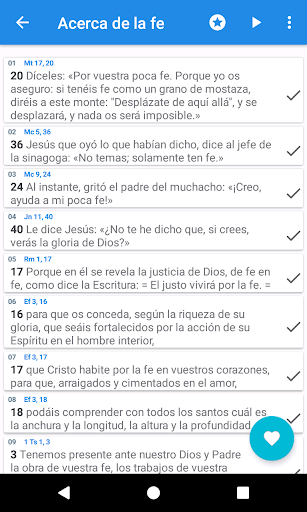 Biblia católica screenshot 5