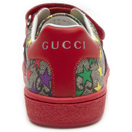 Thumbnail images of Gucci Rainbow Star Trainer