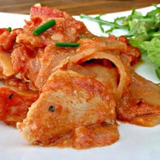 Buffalo Chicken Lasagne