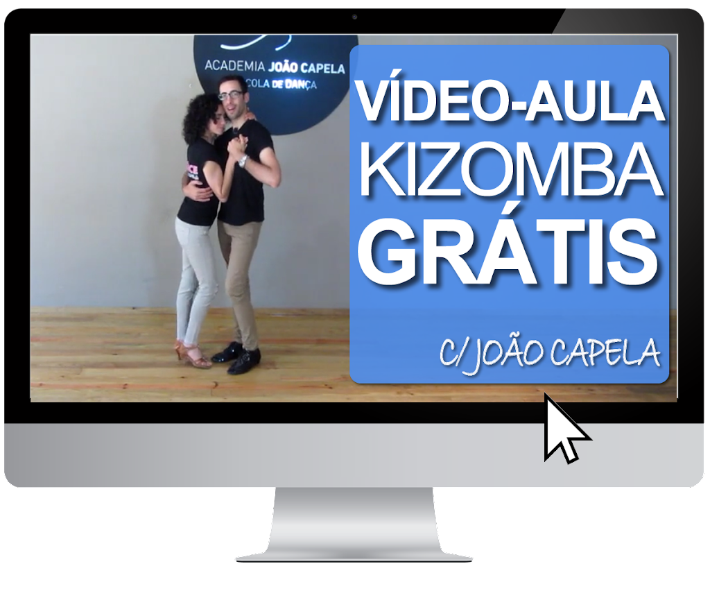 Vídeo Aula Kizomba Online Grátis