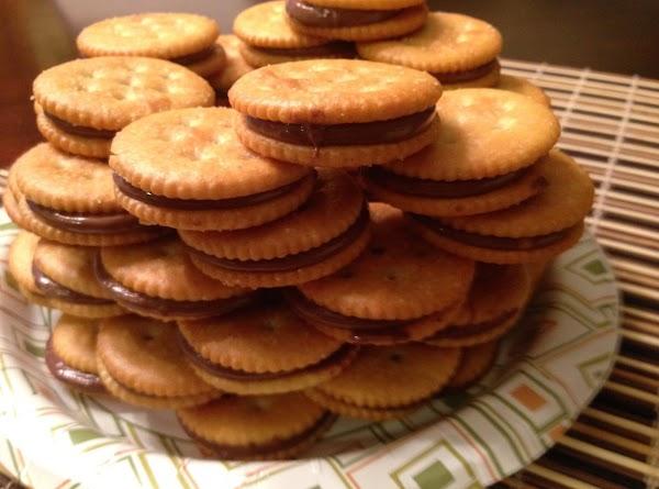 Salted Caramel Cracker Treats Recipe