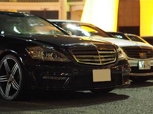 Sクラス W221 AMGスポーツエディション モカブラックのカスタム事例画像 たちせ Club Zeroさんの2019年09月19日13:58の投稿