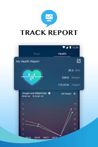 Download Step Tracker - Pedometer, Daily Walking Tracker MOD APK 5