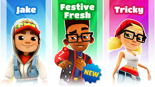 Subway Surfers Mod Apk 1.112.0 Download 8