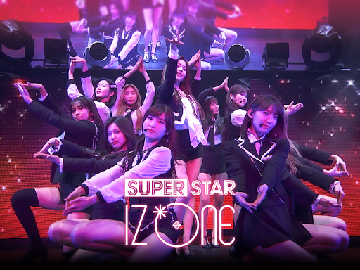 SUPERSTAR IZ*ONE apktram screenshots 6