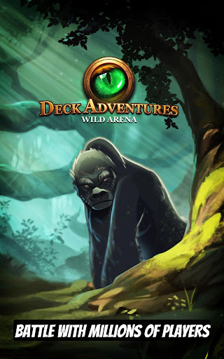 CCG Deck Adventures Wild Arena: Collect Battle PvP  gameplay | by HackJr.Pw 11