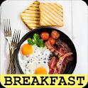 Breakfast recipes offline app free, Brunch recipes icon