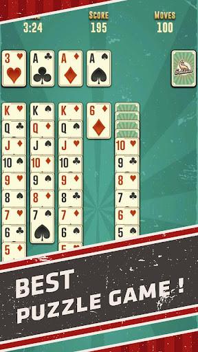 Solitaire Fun Card Game screenshot 2