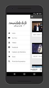Download Comunidade da Fé Church For PC Windows and Mac apk screenshot 1
