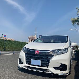 オデッセイ RC4 HYBRID ABSOLUTE EX Honda SENSINGのカスタム事例画像 かきぶさんの2020年04月29日17:40の投稿