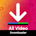 All Video Downloader -Social Media Status Download icon
