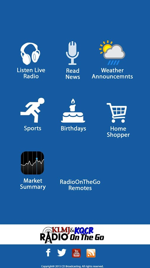 Radio On The Go- screenshot
