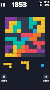 Blockdom : Classic Blocks Puzzle Collection Screenshot