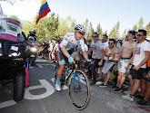 Miguel Angel Lopez espérait mieux sur le Giro