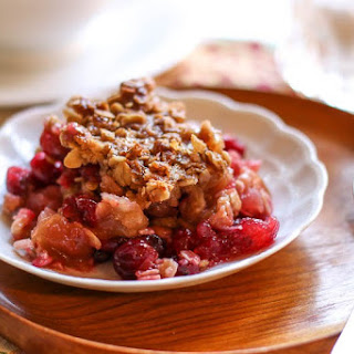 Cranberry Apple Casserole