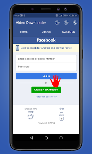 Download Video Downloader For Facebook Video Downloader App on PC