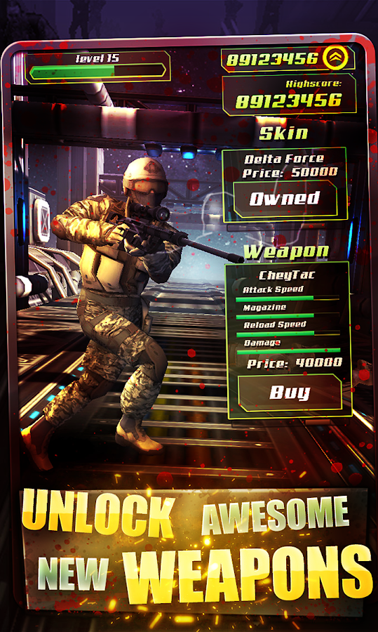 Zombie Apocalypse Gear Marines- screenshot