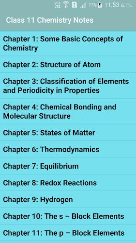 Class 11 Chemistry Notes APK 1 1