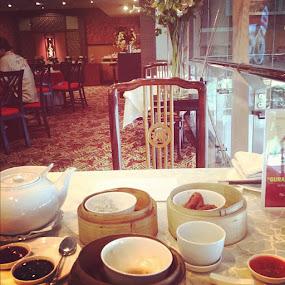 Lunch# instagram by Al Mansur - Instagram & Mobile Instagram ( lunch, dimsum, brunch, cafe, photowall, webstagram, all_shots, statigram )