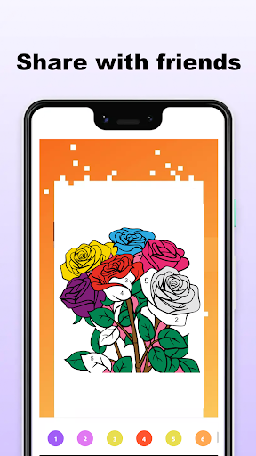 Coloring Box - Classic Coloring All In One - screenshot
