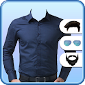 Formal Shirts Photo Suit Editor icon