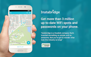 Screenshot of Instabridge - Free WiFi