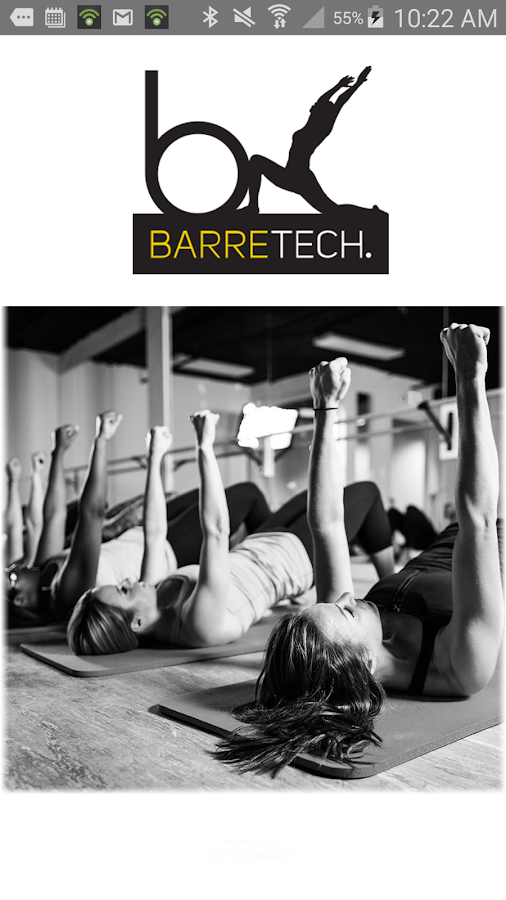BARRE TECH- screenshot
