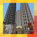 Los Dangeles. Map for MCPE APK