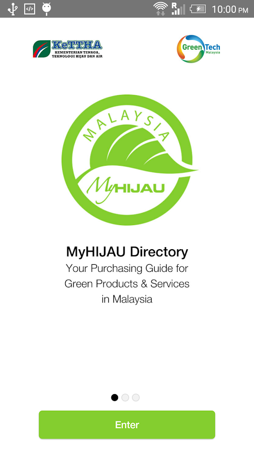 MyHIJAU- screenshot