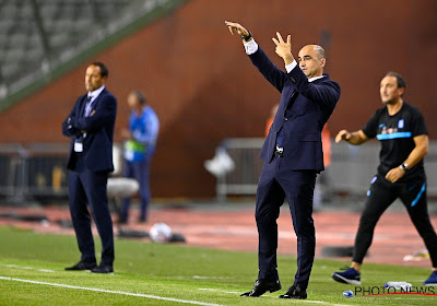 "Roberto Martinez: ""Ca manquait d'intensité"""
