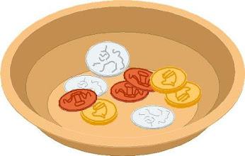 Photo: monedas