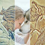 Pastiche - Turn photos into art using deep art AI