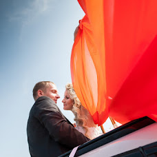 Wedding photographer Olga Gavrilova (ov555). Photo of 23.10.2013