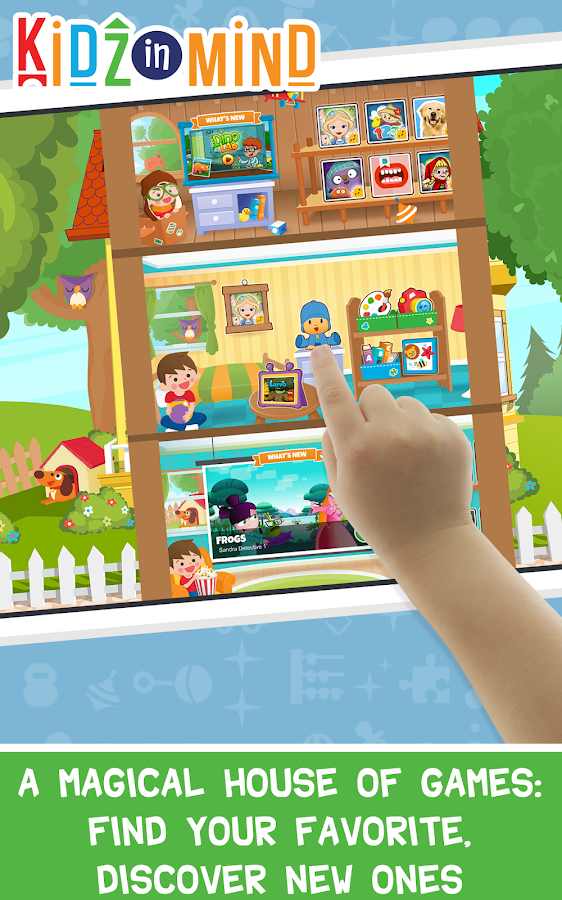 KidzInMind – Safe Apps and Videos For Kids- screenshot