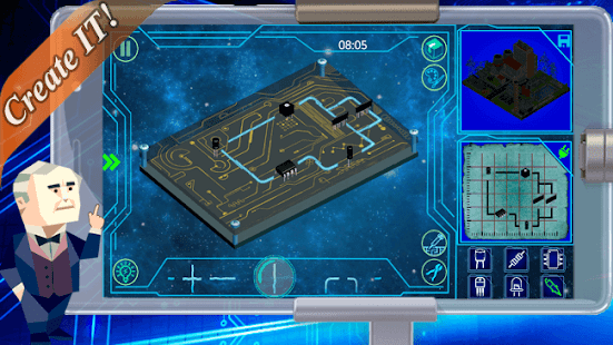 Circuit Maze - Puzzle Electric - náhled