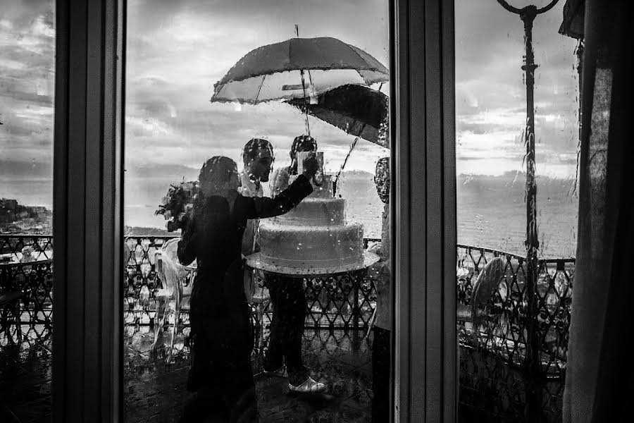 Fotografo di matrimoni Serena Faraldo (faraldowedding). Foto del 10.04.2019