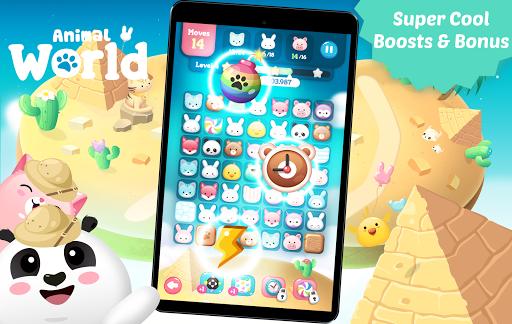 無料休闲AppのZoo Animal World - Egypt Quest|HotApp4Game