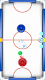screenshot of Glow Hockey