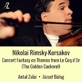 Concert Fantasy on Themes from Le Coq d'Or