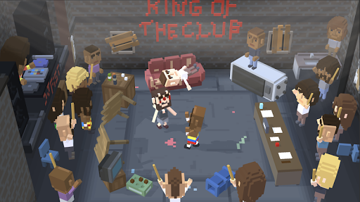 Square Fists Boxing apkpoly screenshots 7