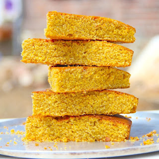 A Comforting Cornbread Recipe That Doesn't Use Corn Meal!?