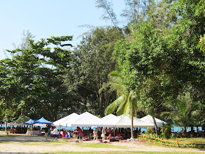 Photo: BBQ at the Island