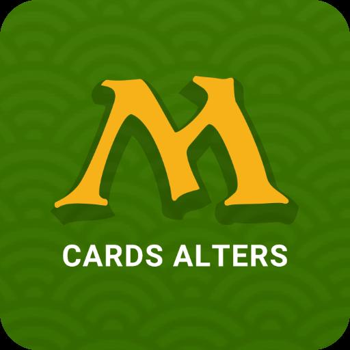 Magic Cards Alters